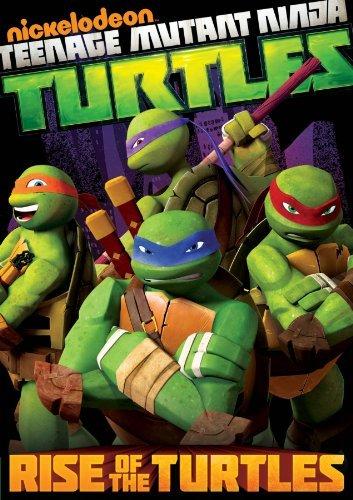 Amazon.com: Teenage Mutant Ninja Turtles: Rise of the Turtles [2012] [DVD]  [Region 1] [US Import] [NTSC] by Rob Paulsen: Movies & TV