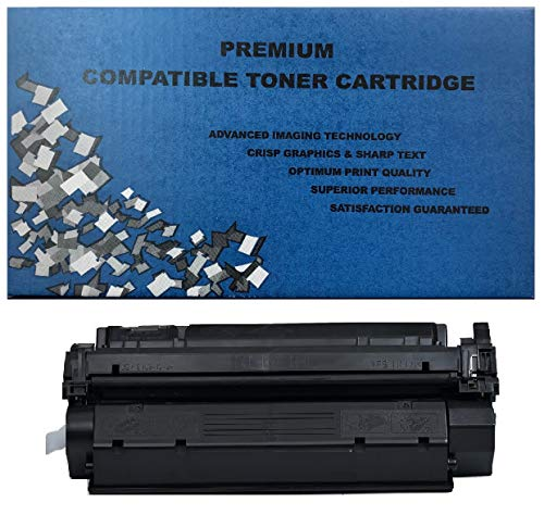 - ALL CITY USA REMANUFACTURED Toner Cartridge Replacement for Canon X25 - IC MF3110/3240/5530/5550/5730/5750/5770 (Black/MICR)