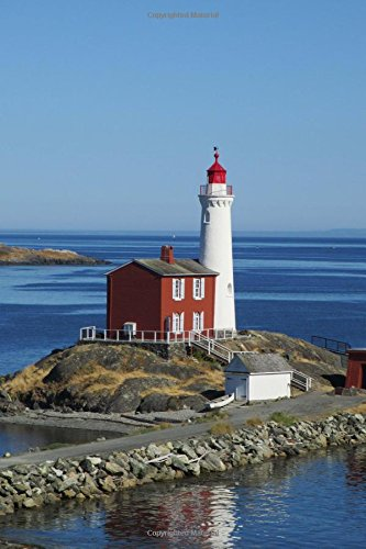 fisgard-lighthouse-victoria-british-columbia-canada-journal-150-page-lined-notebook-diary