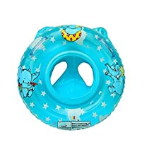 Onebest Baby Kids Toddler Inflatable Swimming Swim Ring Float Seat Boat Pool Bath Safety