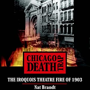 Chicago Death Trap Audiobook