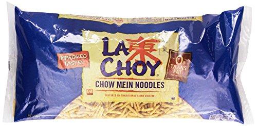 Chinese Egg Noodles (La Choy Chow Mein Noodles, 12 oz)