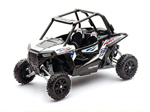 New Ray Toys - 1:18 Scale ATV - Polaris Rzr XP1000 57593 -