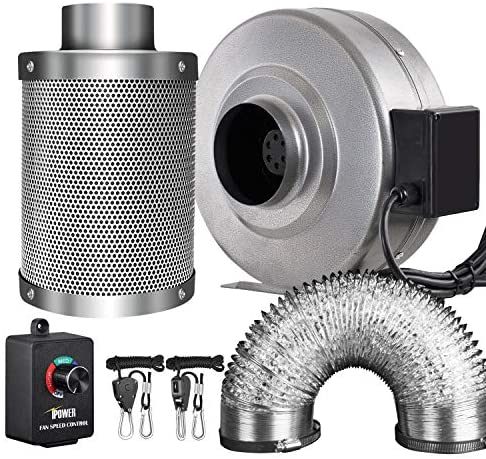 iPower Ducting Variable Controller Ventilation product image