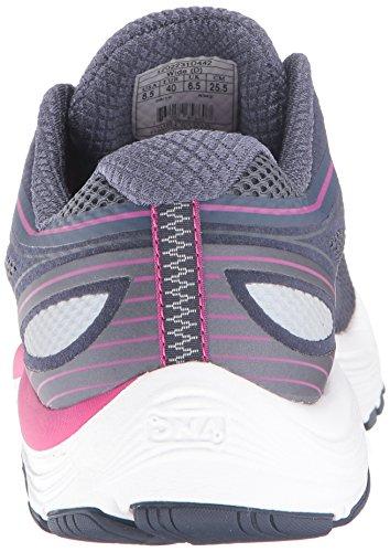 Corsa Donna 9 Grigio Dyad Blau Scarpe Pink Brooks da qPHW6IXw