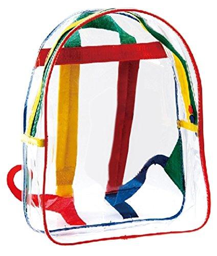 Kagur's Best Clear Transparent Kids Backpack