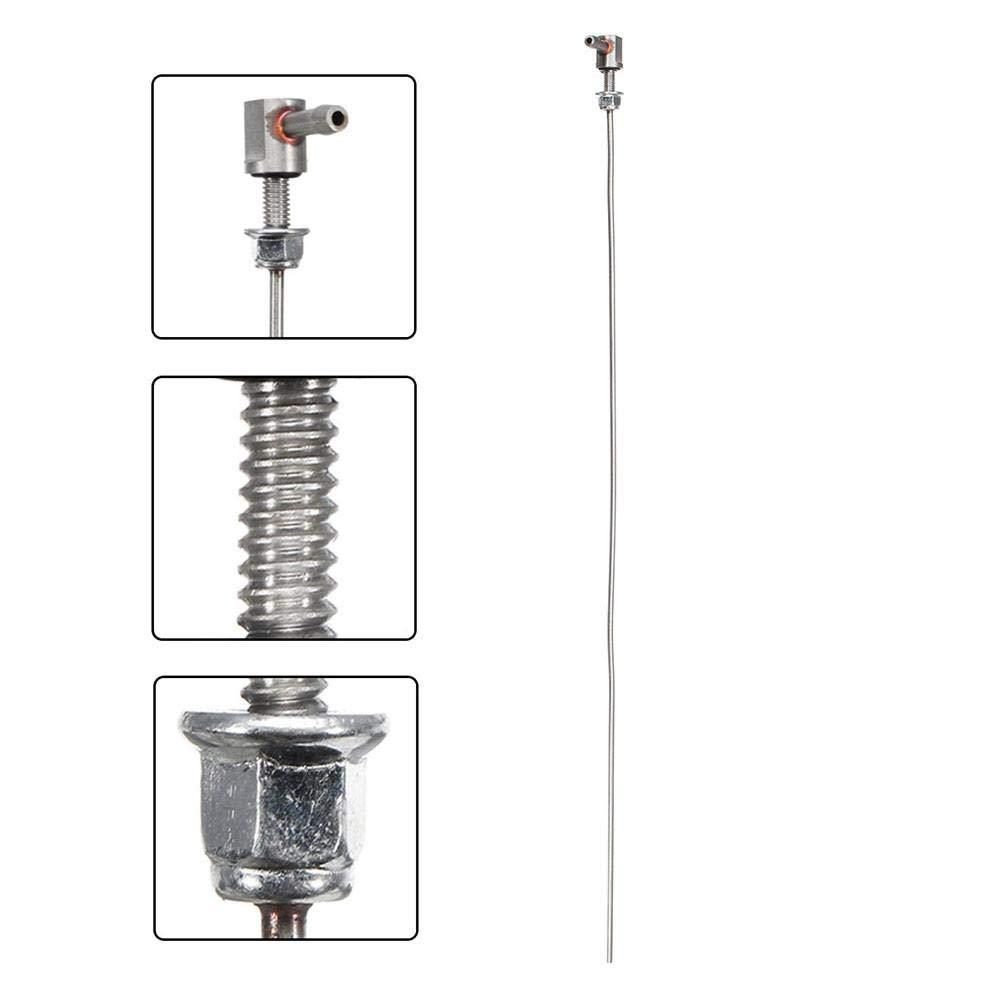 lennonsi Standrohr f/ür Kraftstofftank Lang 490 mm Heater Fuel Stand Pipe Heizung Teil