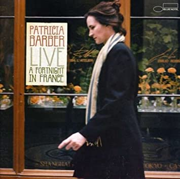 Patricia barber live a fortnight in france amazon music live a fortnight in france stopboris Gallery