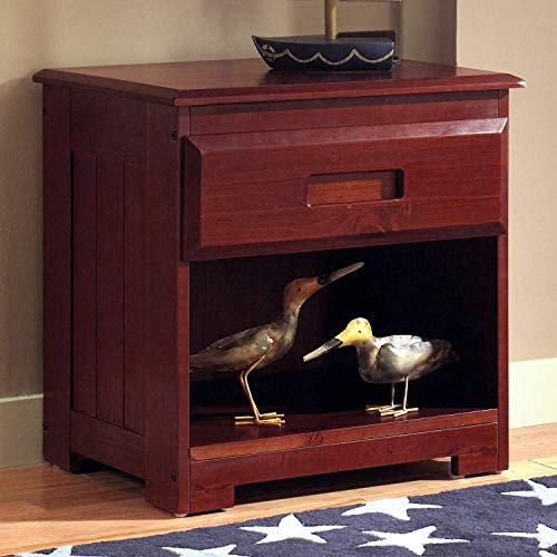 American Furniture Classics 2860 Solid Wood Nightstand