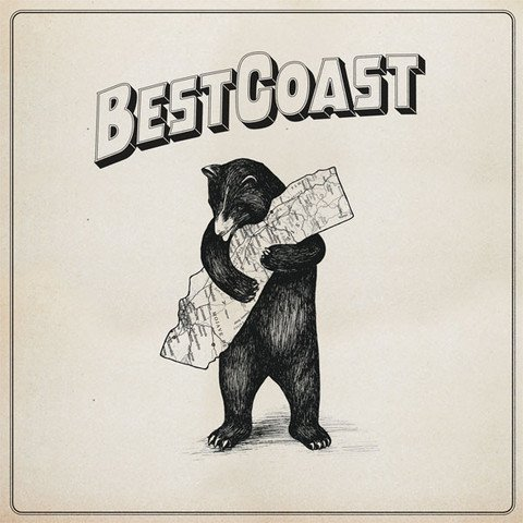 Best Coast: The Only Place (Free MP3) LP (Best Coast The Only Place)