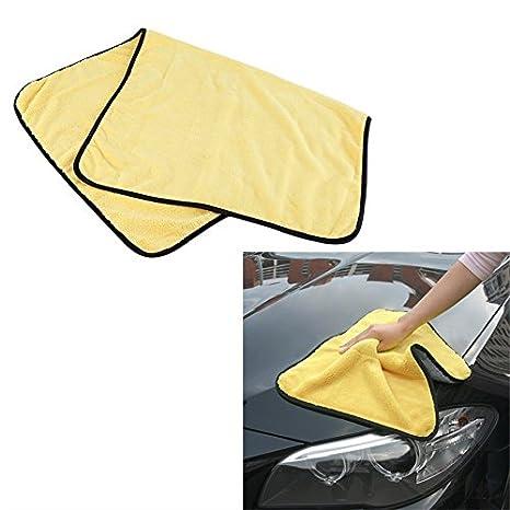 AuxCloud (TM) de gran tama?o de microfibra toalla de coches pa?