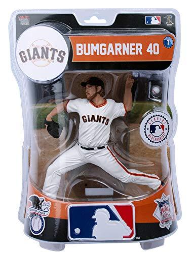 - Imports Dragon Baseball Figures Baseball 6'' Figure Madison Bumgarner San Francisco Giants Baseball Figure, 6