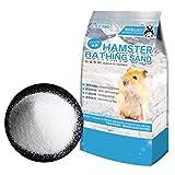 Hamster Bathing Sand,Gerbil Powder Grooming Sand