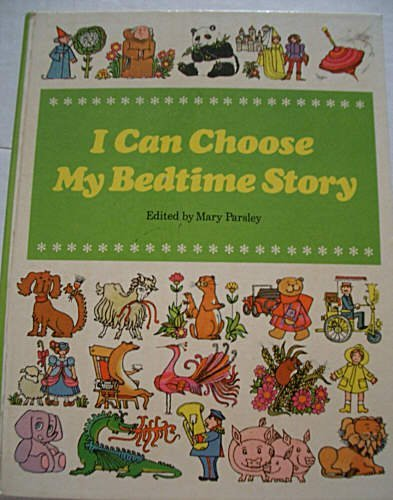 I Can Choose My Bedtime Story -