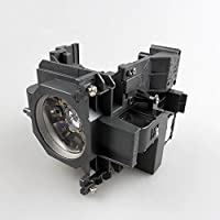 CTLAMP POA-LMP137/610-347-5158/003-120531-01 Original Bare Bulb with Generic Housing for Sanyo PLC-WM4500 PLC-XM100 PLC-XM100L PLC-XM5000 PLC-XM80 PLC-XM80L;EIKI LC-XL100/LC-XL100L;Christie LX505