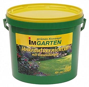 Schön Unkrautvernichter Plus Rasendünger   Beckmann Im Garten, 5 Kg, Für 170  Quadratmeter