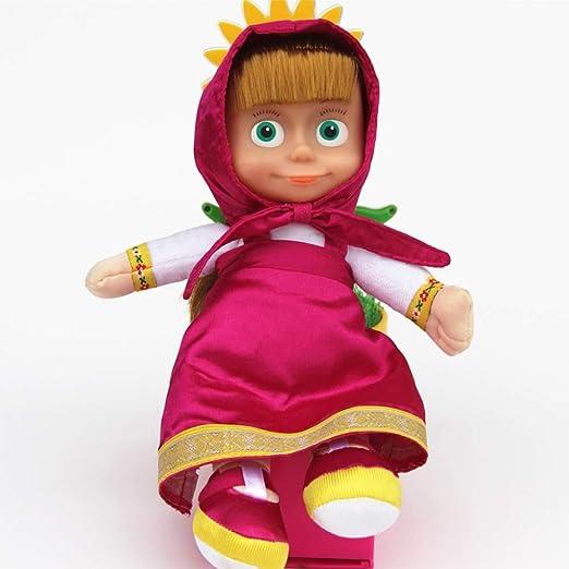 Amyove - Muñeca de Masha de Invierno de 27 cm, Margarita ...
