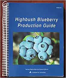 Highbush Blueberry Production Guide Marvin Pritts James
