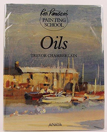 Oils (Ron Ranson's Painting School) (School Oil)