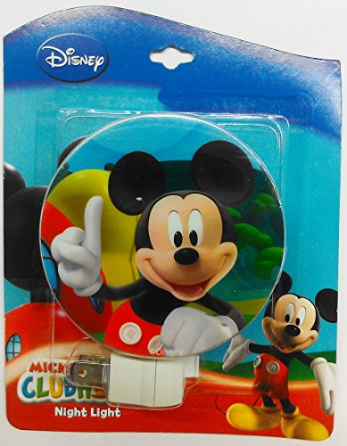 Mickey Mouse House Night Light