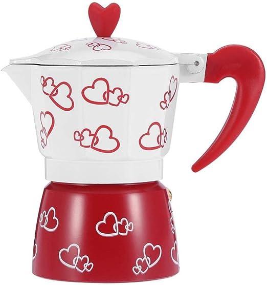 NO BRAND Coffee Pot Cafetera Moka Maker- quemadores Cafetera ...