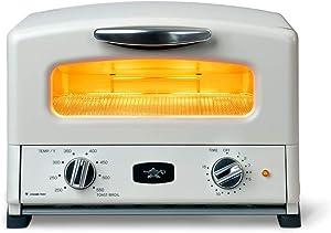 Sengoku SET-G16A(W) HeatMate Toaster Oven, 120 volt, Eggshell White