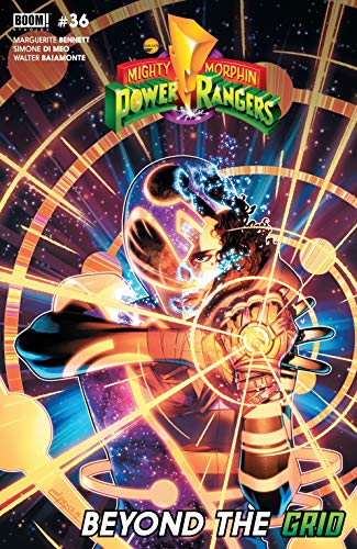 Pdf Comics Mighty Morphin Power Rangers #36