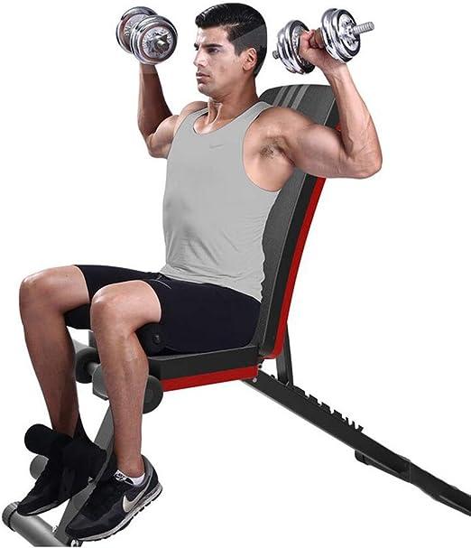 Máquinas de espalda Abdominales Equipo De Fitness Junta Abdominal ...