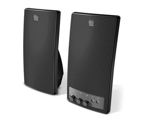 Altec Lansing Black Computer Speaker - Altec Lansing VS1520 2.0 Computer Speakers (Black)