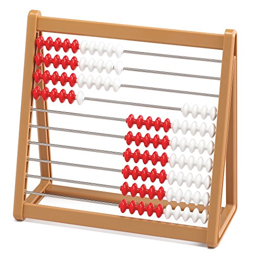 Rekenrek 10 Row Counting Frame (Row Counting Frame)