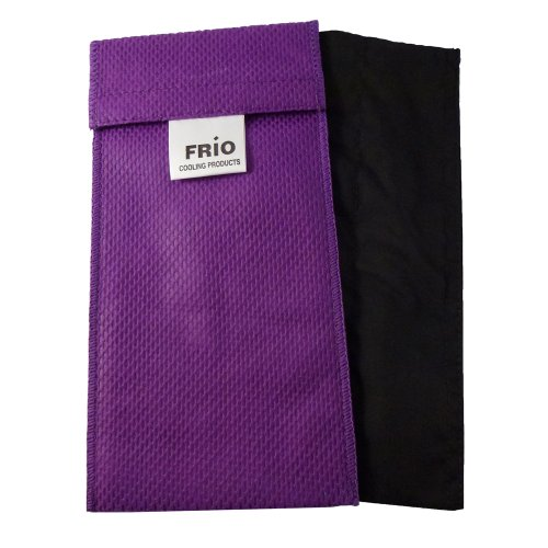 Frio Insulin Cooling Wallets - Water Activated (C-Duo, Purple)