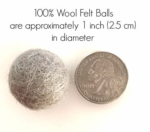28 felt balls. 1 inch felt balls ROYGBIV Adjustable Handmade Felt Ball Garland by Sheep Farm Felt- Rainbow Pom Pom Garland 7 Feet Long