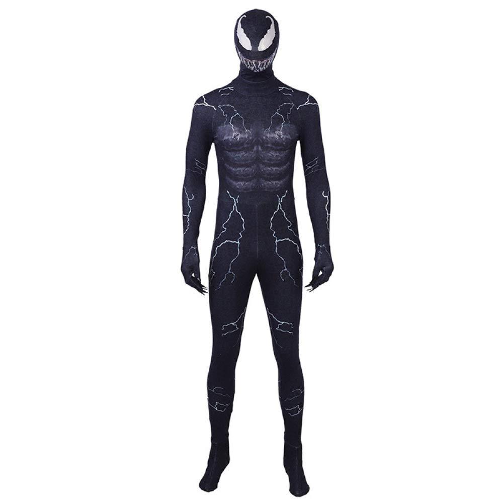QXMEI Calzamaglia Tuta Tuta Tuta per Adulti Tuta per Adulti Costume da Gioco di Halloween,Men-XL df67ee