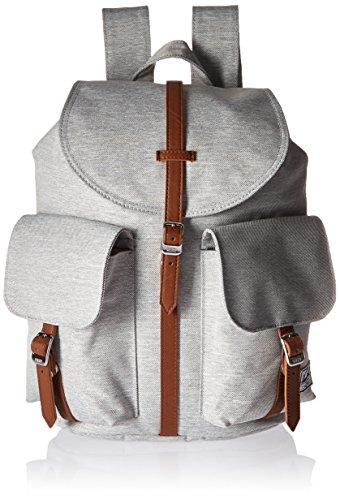 herschel-supply-co-dawson-backpack-light-grey-crosshatch-light-grey-rubber-acid-lime-insert