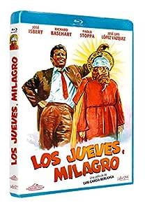Los jueves, milagro [Blu-ray]