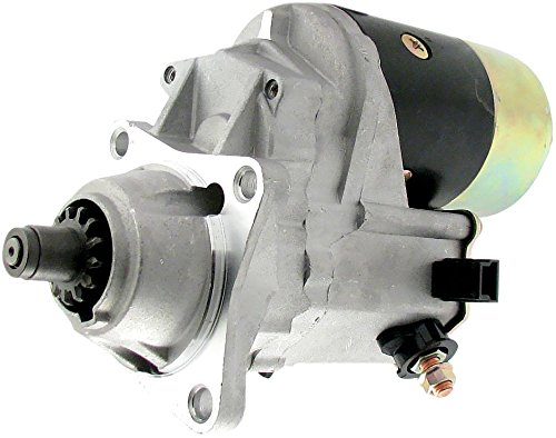 New Gear Reduction Starter 12V for Case/Allis Chalmers Tractors with Diesel 1960-76 1107583 12301339 79004835-9 79001792-5 A36583 323-682 -  Gladiator, 1108666 1108670 G44881