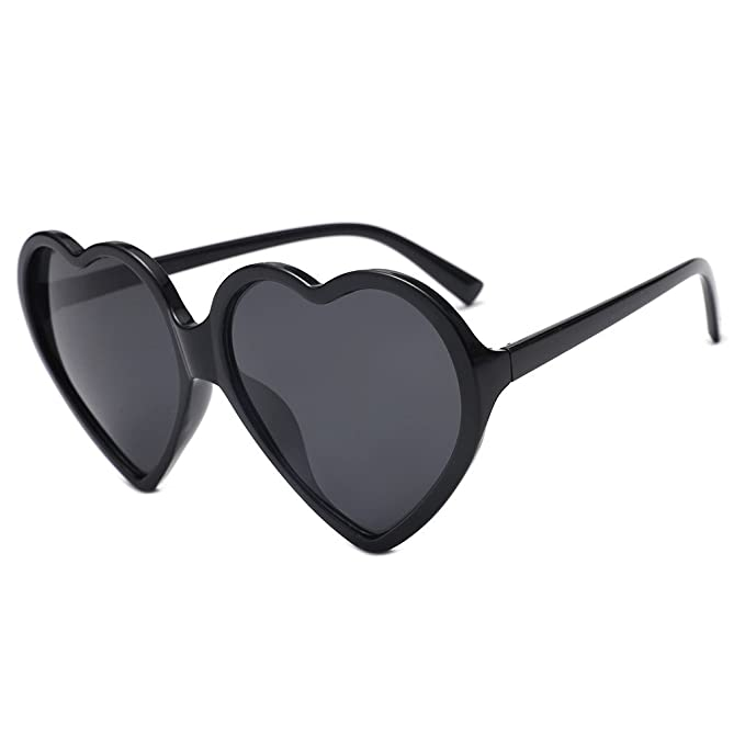 ZODOF Gafas de Sol, Lentes Transparentes Gafas Metal ...