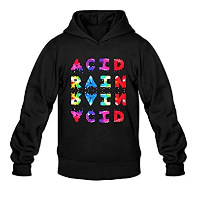 AK79 Men's Sweater Chance Rapper Acid Rap Black