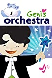 kids books: Geni's Orchestra: Preschool Magical Music Adventure With Friends From Her Toy Chest