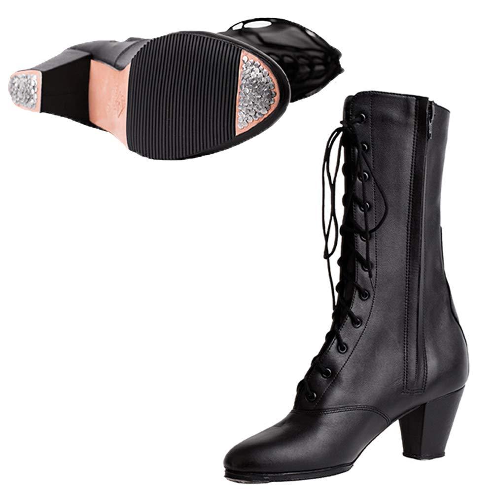 Image of Dance Miguelito 2101 Girls Folklorico Adelita Dance Boots