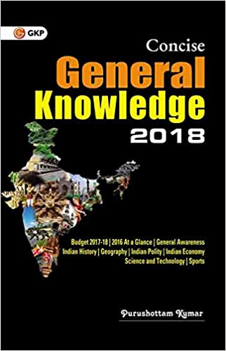 Buy Concise General Knowledge 2018 Book Online at Low Prices in