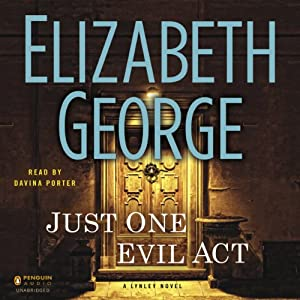 Just One Evil Act Audiobook