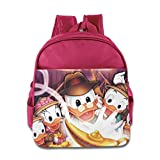 DuckTales The Movie Treasure Of The Lost Lamp Toddler School Bag Pink