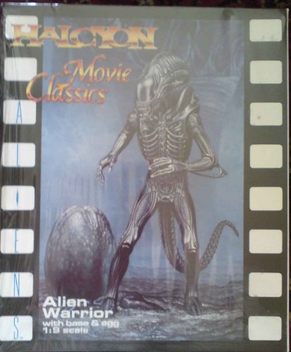 (Movie Classics Alien Warrior Model)