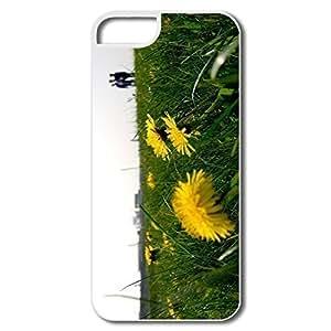 Case For Sam Sung Note 2 Cover , Blossom Dandelion Cases Case For Sam Sung Note 2 Cover - White Hard Plastic