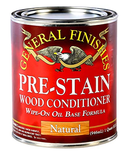 (Pre-Stain Wood Conditioner, Quart)