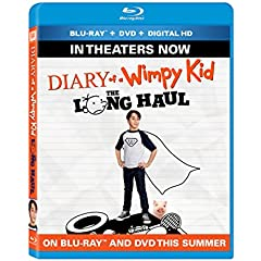 Diary of a Wimpy Kid: The Long Haul arrives on Blu-ray and DVD August 8 from Fox