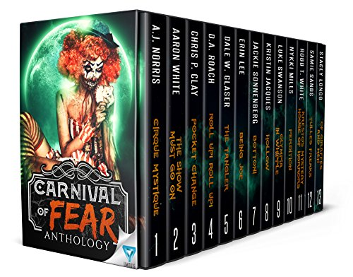Carnival Of Fear (Creepiest Show On Earth Book 1)