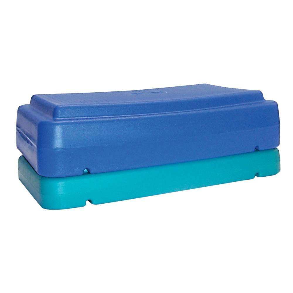 The Step, 4 inch Green Stackable Step