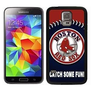 MLB Boston Red Sox Case For Samsung Galaxy S5 I9600